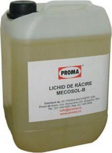Lichid de racire Proma Mecosol-B de la Proma Machinery Srl.