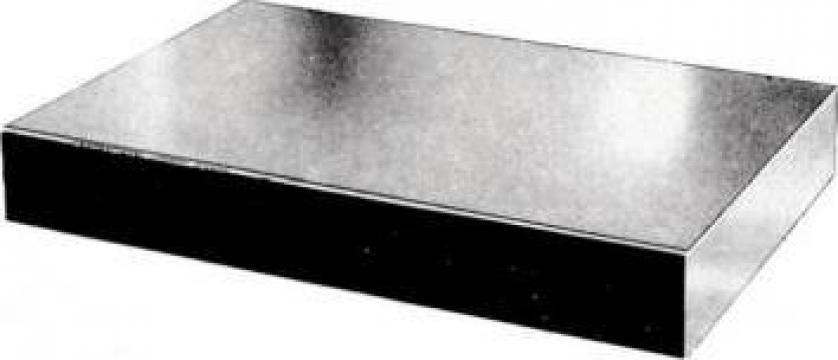 Masa de control din granit P044 1600 mm de la Proma Machinery Srl.