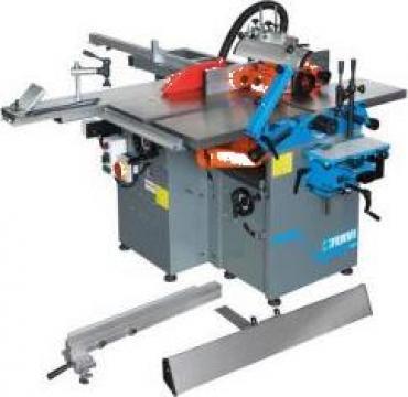 Masina combinata prelucrat lemn 0498 de la Proma Machinery Srl.