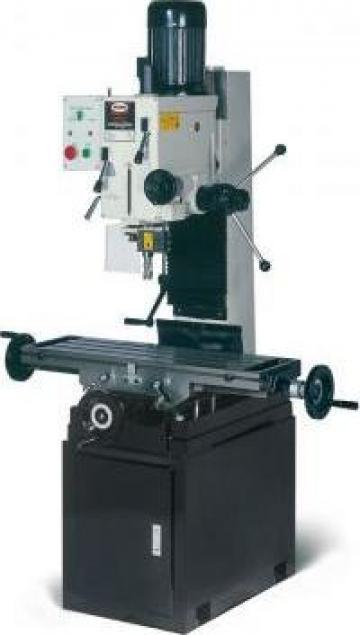 Masina de frezat metale de banc 32 mm/45 mm FP-45P de la Proma Machinery Srl.