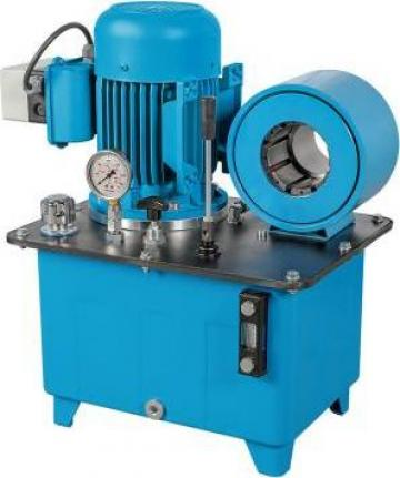 Masina de sertizat furtunuri hidraulica - HCP 39 de la Proma Machinery Srl.