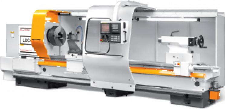 Strung CNC industrial LT 1000 x 3000 de la Proma Machinery Srl.