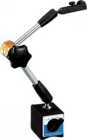 Suport magnetic pentru ceas comparator S045 de la Proma Machinery Srl.