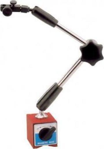 Suport magnetic pentru ceas comparator S046 de la Proma Machinery Srl.