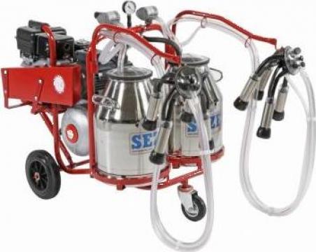 Aparat de muls vaci PLS 2 - motor termic