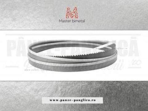 Panza fierastrau cu banda bimetal, Master 3900x27x4/6 de la Panze Panglica Srl
