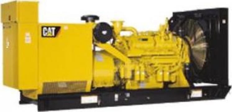 Generatoare de curent diesel 800 kVA de la Electrofrane