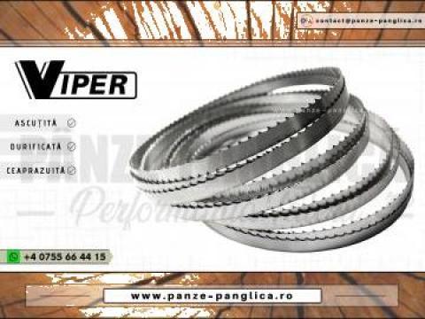 Panza paglica banzic Viper 5450x40x1 I Lemn I Premium Silver de la Panze Panglica Srl
