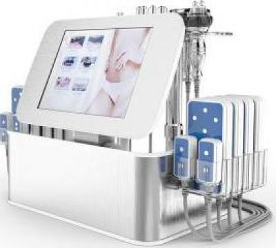 Combina cosmetica 6 in 1 cu lipolaser DLT 160mW de la Bliss Cosmetics