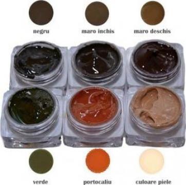 Pigment microblading Goochie de la Bliss Cosmetics