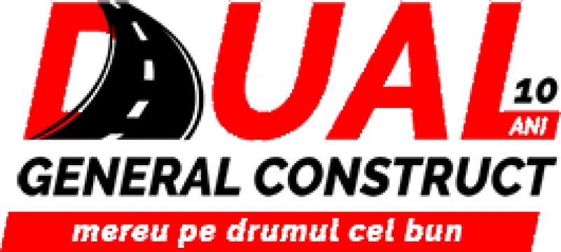 Beton asfaltic EB 8 rul 50/70 (BA 8) de la Sc Dual General Construct Srl
