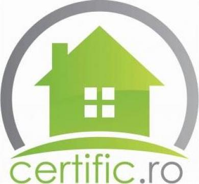 Certificat energetic de la Certific.Ro Srl