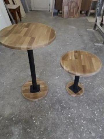 Obiecte din lemn la comanda de la Vladut T. Mihaita Pfa