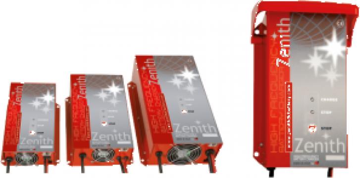 Redresor 24V/30A monofazat Zenith inalta frecventa de la Redresoare Srl
