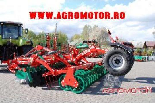 Utilaj terradisc tractat Agro-Masz BT40 H de la Szilassy Srl