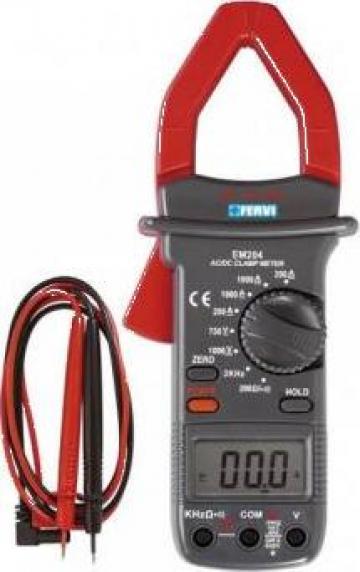 Ampermetru digital P075
