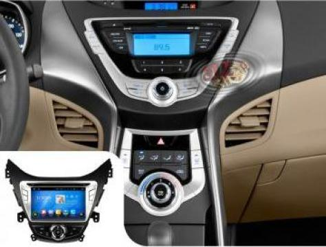 Sistem navigatie Hyundai Elantra 2011-2013 Android 4GB DSP