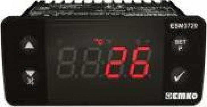 Regulator digital de temperatura ESM-3720 de la Rombest Automation & Controls Srl