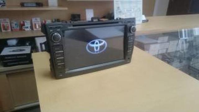 Sistem navigatie Toyota Corolla 2007-2012 Android 10 4GB