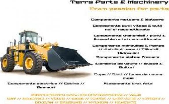 Piese utilaje, incarcatoare, vole de la Terra Parts & Machinery Srl