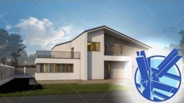 Constructie casa structura metalica - Expanda de la S.C. Specific Urban SRL