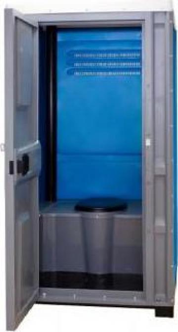 Toaleta cabina ecologica ICTET01A/V
