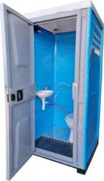 Toaleta cabina ecologica racordabila cu lavoar ICTET03A/V