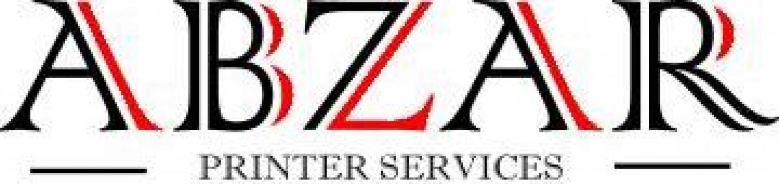 Reincarcari cartuse de la Abzar Soft Systems
