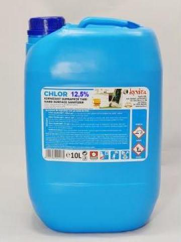 Hipoclorit de sodiu concentrat 12,5% 20 kg