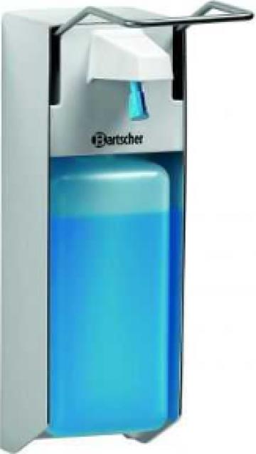 Dispenser pentru solutie dezinfectanta de la Horeca Concept