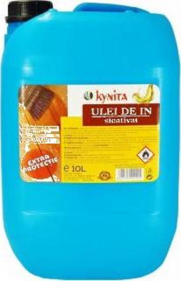Ulei de in sicativat 10 litri