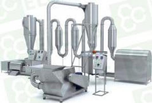 Linii de brichetare rumegus Pini-Kay 450 kg/h de la Brichete Elcris Srl