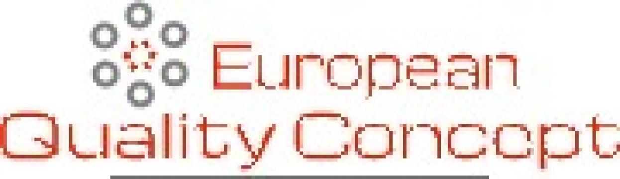 Certificare ISO de la European Quality Concept