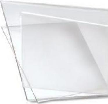 Plexiglas turnat transparent de la Geo & Vlad Com Srl