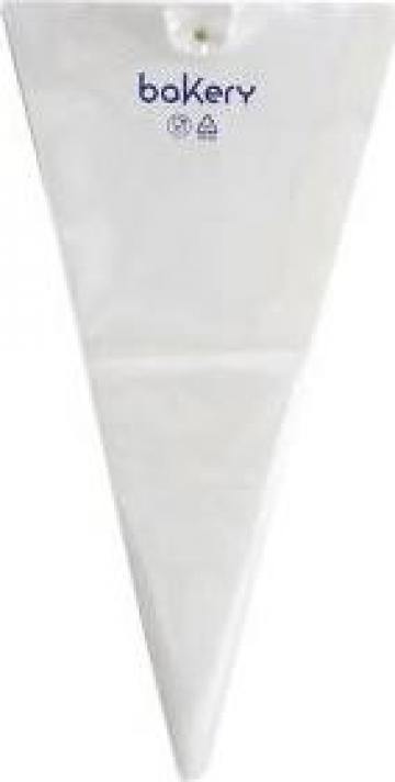 Posuri transparente de unica folosinta 59 cm 100 buc/set de la Cristian Food Industry Srl.