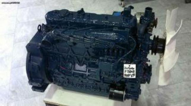 Motor second hand Kubota F2803 de la Terra Parts & Machinery Srl