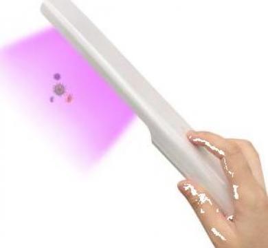 Sterilizator portabil UV-C cu 8 lampi de la Sc Infinity Team Solutions Srl