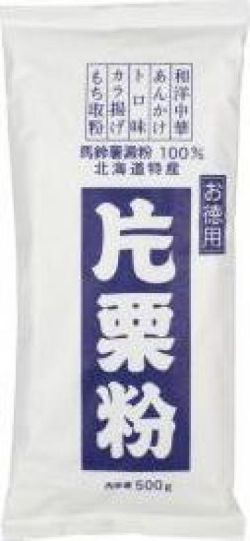 Amidon premium din cartof, Katakuriko Tyo 500 gr