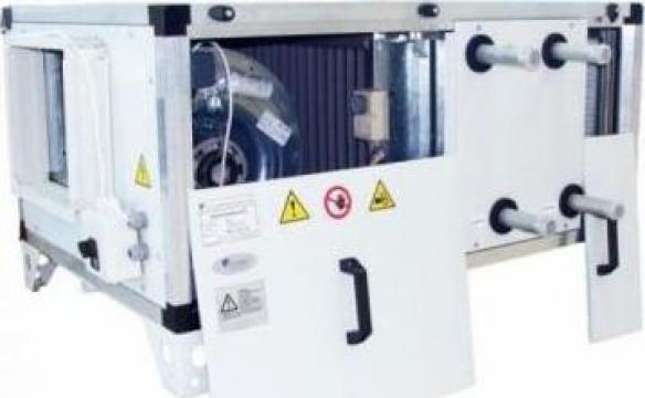 Centrala tratare aer aport aer proaspat de la Aeg Install Hvac Srl-d