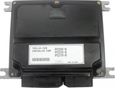 Unitate de control Komatsu PC200-8 PC200LC-8 7835-46-1008 de la Terra Parts & Machinery Srl