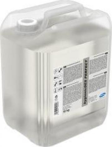 Dezinfectant concentrat lichid Hygienic Des Perfect 10 kg. de la Maxwind Srl