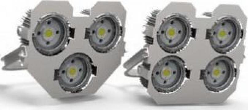 Proiector antiex 2x80W de la Sc Rolec Electric Industry Srl