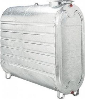 Rezervoare galvanizate ROG 1100 – 2000 (litri) de la Eco Avangard Srl