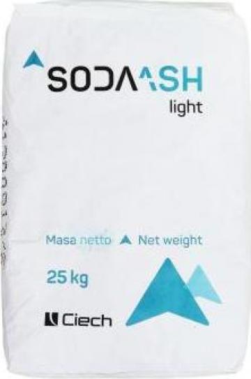 Soda calcinata sac 25kg de la Kynita Srl