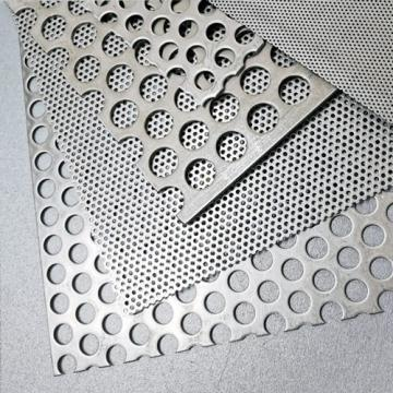 Tabla perforata din aluminiu cu gauri alungite 1250x2500 mm de la Electrofrane