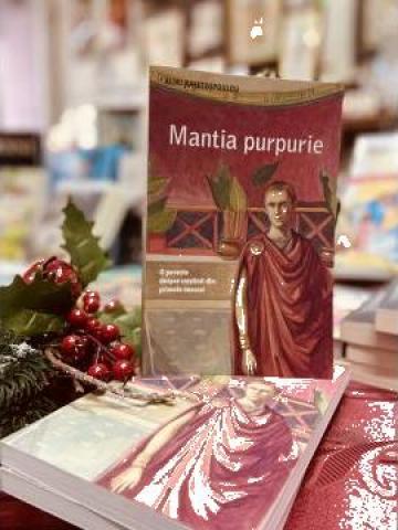 Carte, Mantia purpurie de la Candela Criscom Srl.