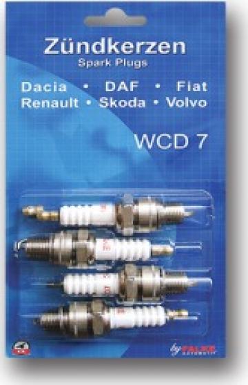 Bujie scanteie Dacia 1310 / 1304 / Nova set 4buc de la Emcom Invest Serv Srl