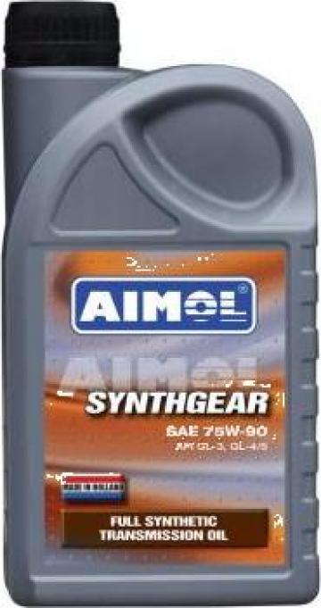 Ulei transmisie cutie viteze Aimol Synthgear 75W-90 de la Armos Exim Srl