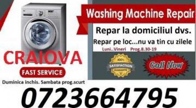Reparatii masini de spalat, aragazuri de la
