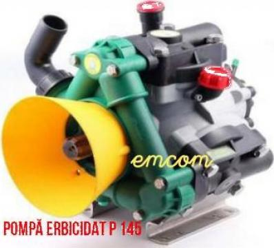 Pompa erbicidat P-145 de la Emcom Invest Serv Srl